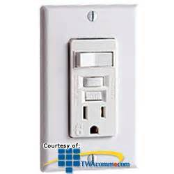 replacing gfci outlet