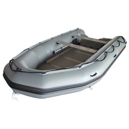 inflatable boat walmart saturn inflatable motor boat dinghy raft sd430 walmart