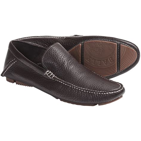 bally loafer shoes bally agilon calfskin loafer shoes for 4613d save 41