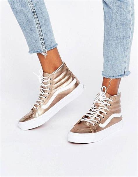 Sepatu Vans Zapato Unisex 01 17 meilleures id 233 es 224 propos de chaussures or sur