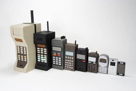 mobile phone technology cellular cardboard evolution of mobile phone technology
