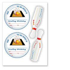 bowling pin invitation template 1000 images about kp bowling on bowling