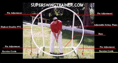 super swing trainer golf swing training aid