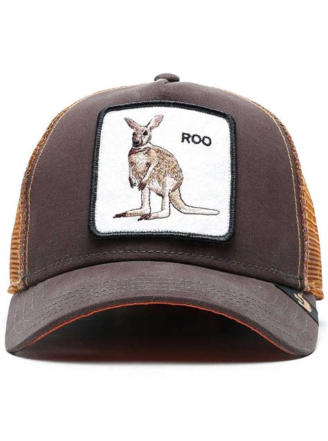 Akurtz Hats A Favorite by Goorin Bros Roo Hat In Brown