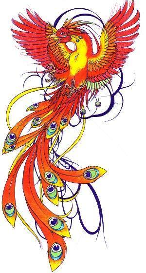 tattoo burung phoenix phoenix don t like the colors though tattoos