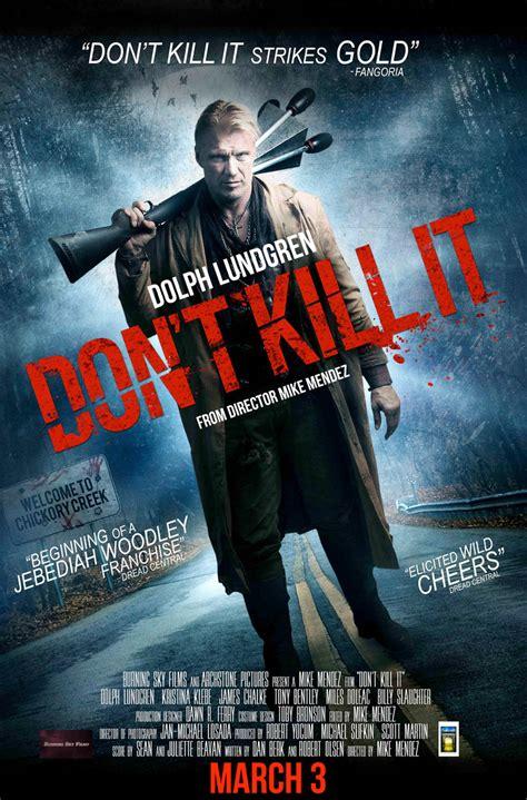 don t don t kill it dvd release date april 4 2017