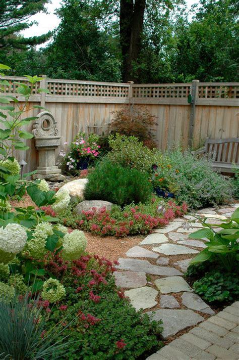 Backyard Ideas Chicago Front Entry Garden