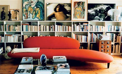 noguchi freeform sofa  ottoman hivemoderncom