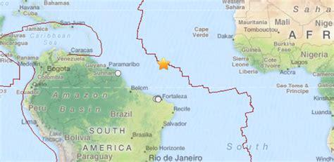 earthquake atlantica terremoti nel mondo sisma di magnitudo 4 9 lungo la