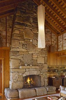 monumental stone fireplace images big bold beautiful