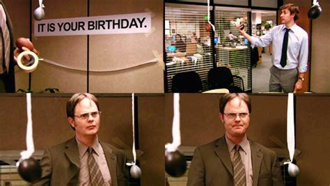 Birthday The Office by It Is Your Birthday 10 Best Jim And Dwight Moments From The