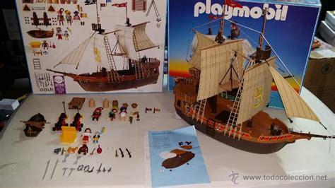 barco pirata uso playmobil 3750 barco pirata con su caja muy comprar