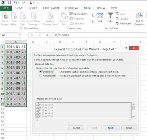 format date dmy php excel convert date format how to convert date weekday