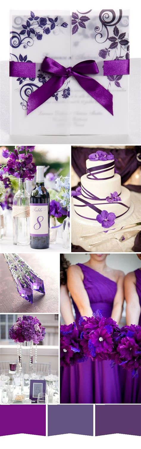 themes in the color purple 25 best ideas about purple wedding invitations on