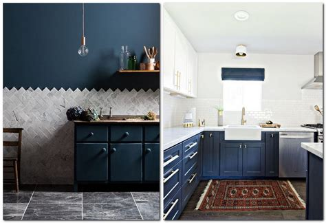 best kitchen colors 2017 top trend 2017 lapis blue color home interior design