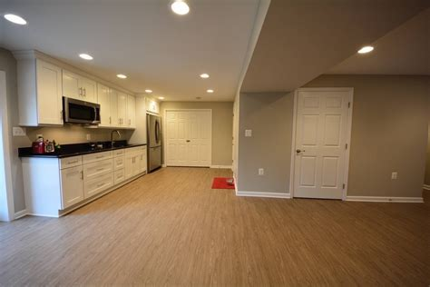 Basement LVT Ideas   Basement Masters