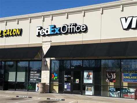 fedex office print ship center cedar hill tx 75104