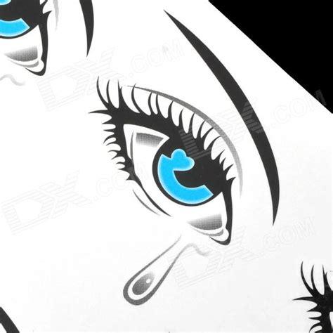 ym k060 fashionable crying eyes pattern tattoo wholesale