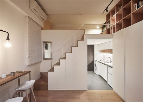 micro apartment smart space saving design transforms a tiny apartment in