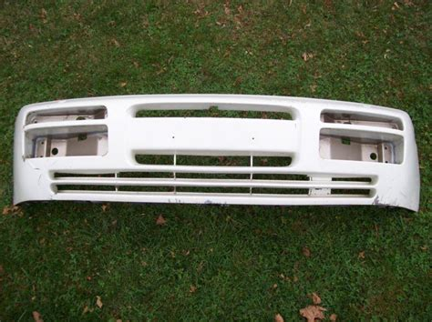 porsche 944 bumper purchase porsche 944 turbo s2 white front bumper cover