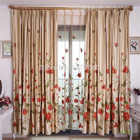 curtain online 2014 boutique designer luxury embroidered window drape