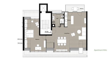attic apartment floor plans attic apartment floor plans home design