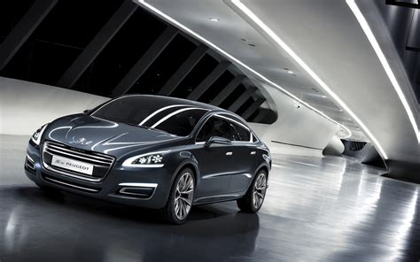 peugeot cars 2011 2011 peugeot concept car wallpapers wallpapers hd