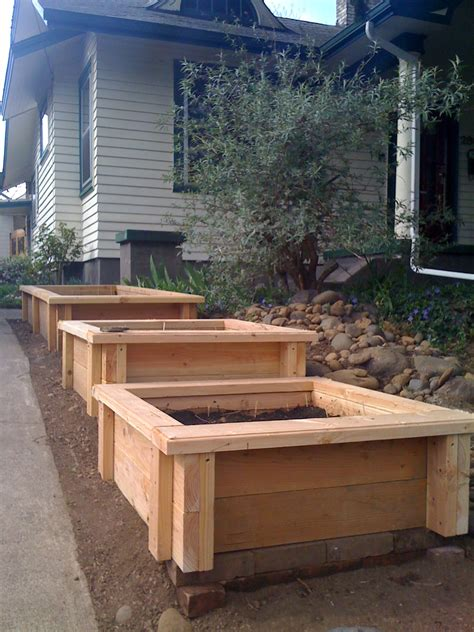 building planter boxes andy idsinga  fix share repeat