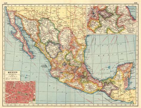 map of mexico city mexico map of mexico mexico map