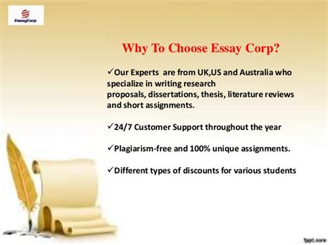 Best Research Writer Service by Writer Services Essentials Of The Essay