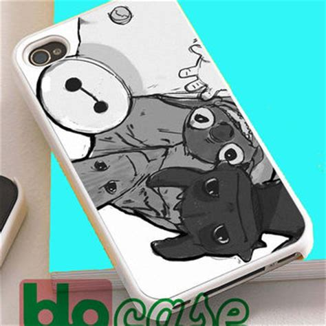 Baymax A0891 Iphone 4 4s 5 5s 6 6s 6 Plus 6s Plus baymax groot stitch toothless for iphone from blocase epic