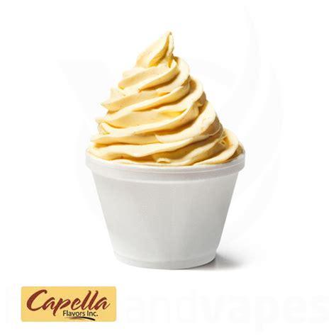 Capella Vanilla Custard Flavor Concentrate 30ml vanilla custard v2flavoring concentrate cap by capella