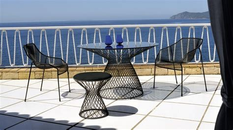 Emu Patio Furniture Emu Heaven Outdoor Occasional Side Tables Coalesse