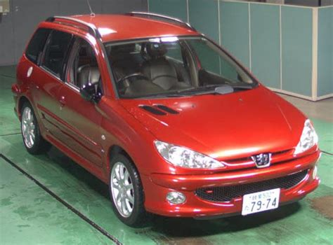 peugeot japan peugeot 306 2003 used for sale