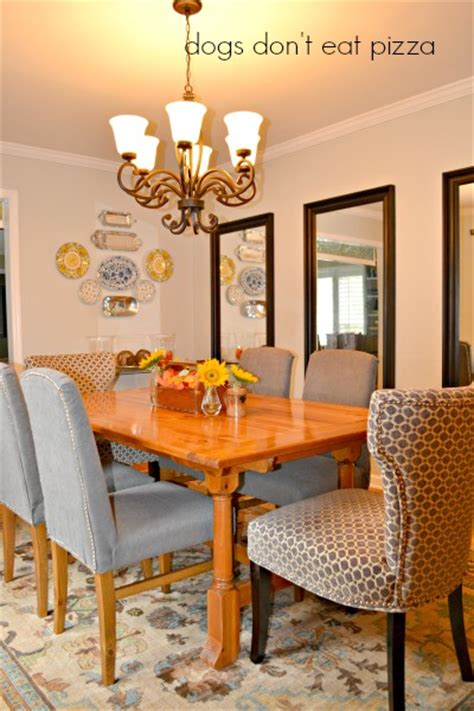 No Windows In Dining Room How To Reupholster Parsons Chairs Mohawk Homescapes
