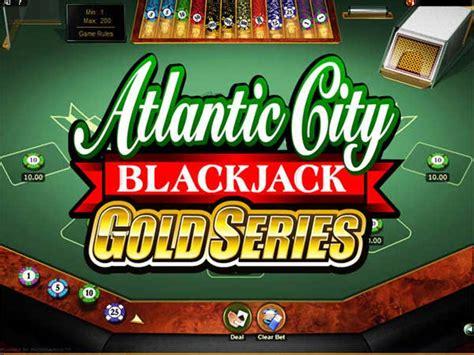 play atlantic city blackjack gold  microgaming