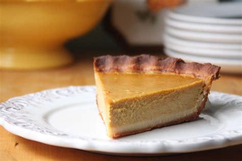 classic pumpkin pie gluten free fix