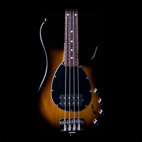 Gitar Bass Musicman String 73 ernie sterling 4 string bass guitar in to