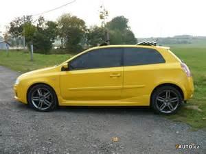 Abarth Stilo Fiat Stilo Abarth Selespeed Fiat Plze