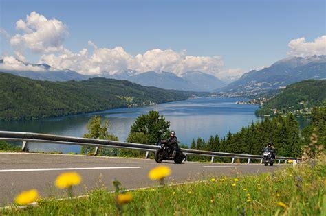 Motorrad Tourenplaner Kurvenreich by Bikertour Am See