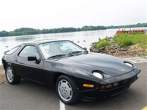 how to sell used cars 1985 porsche 928 engine control sell used 1985 porsche 928 928s 5spd 51k actual miles 300hp 5 0l 32v lsd black on black in