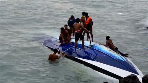 speedboot unfall thailand bei hohem wellengang gekentert deutsche stirbt bei
