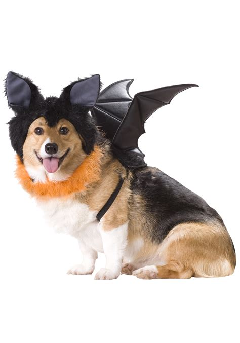 puppy costumes pet bat costume