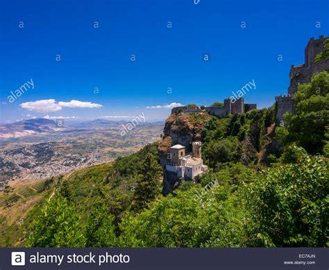 italy sicily province of trapani erice torretta pepoli