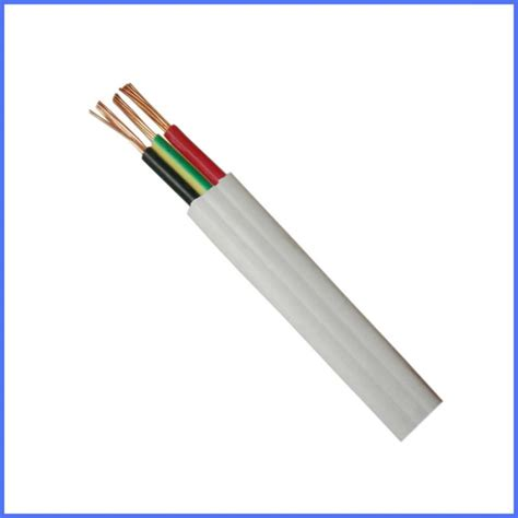 flat power wire 300 500v 3 electrical wire flat cable buy
