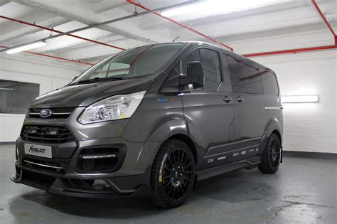 Vans R ford transit custom ms rt r spec review a 208hp with