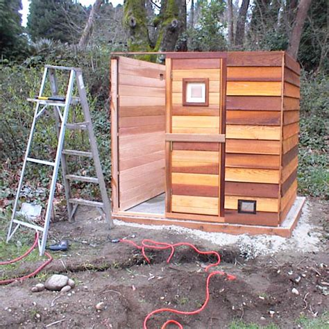 luxury image of outdoor sauna kits outdoor design ideas