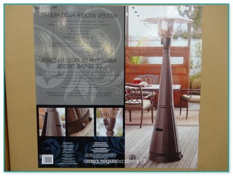 Kirkland Signature Patio Heater Kirkland Patio Heater Feb 3rd 2015 1pm Tuesday Afternoon On Line Auction In