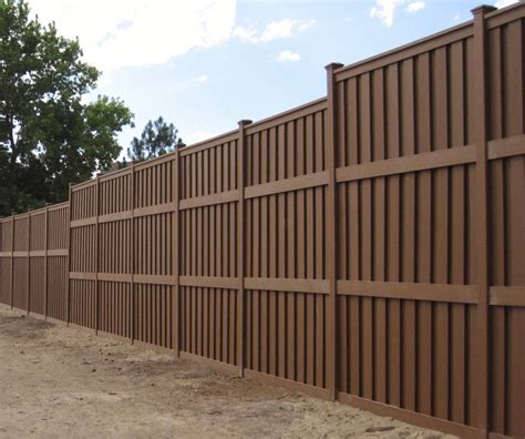 commercial and government projects trex fencing the composite alternative to wood vinyl