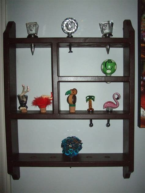Shelf Stoppers by 1000 Ideas About Wine Bottle Display On Wine